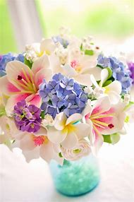 Beautiful Spring Flowers Bouquet