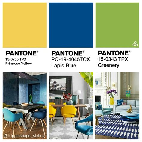 pantone colors 2017 lapis blue greenery with a touch of