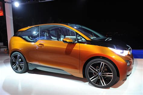 Bmw I3 Coupe Concept Is The Newest In Lifedrive Stream