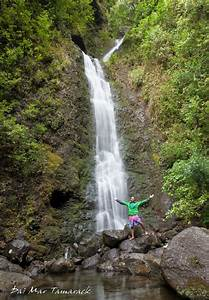 Capturing The Moment Secret Forbidden Waterfall Hike Oahu