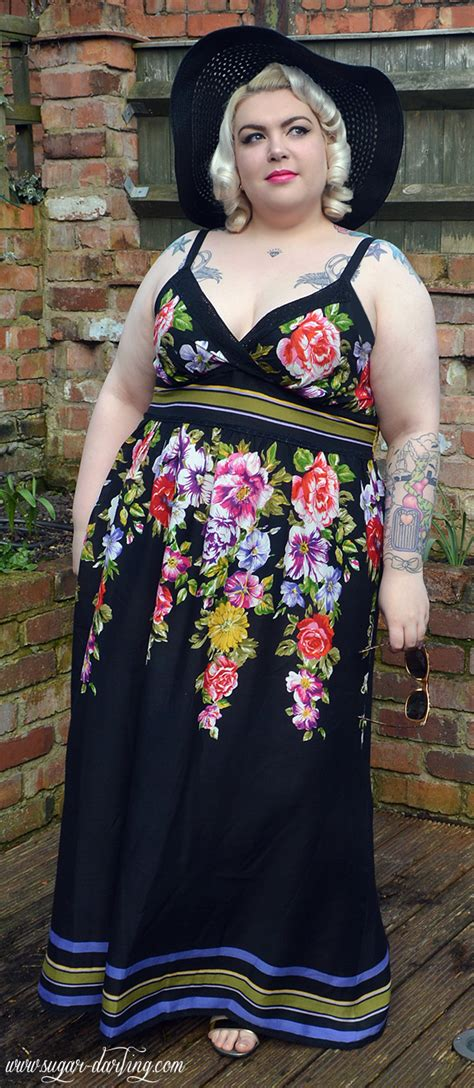 Out of my comfort zone! Plus size summer and holiday wear from Yours Clothing | SUGAR DARLING?