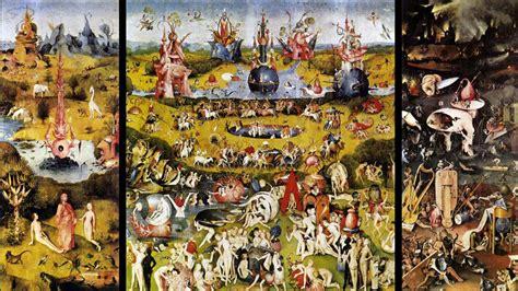 hieronymus bosch garden of earthly delights poster el jard 237 n de las delicias de el bosco la obra que m 225 s