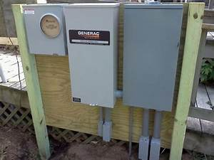 Generac Service Entrance Rated Automatic Transfer Switch 200 Amps  120  240 Volts  Single