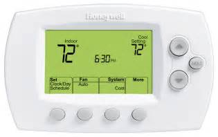 HONEYWELL FOCUSPRO 6000 DIGITAL WI-FI THERMOSTAT, 7-DAY PROGRAMMABLE,