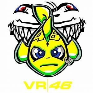 Valentino Rossi Logo : flat 1000x1000 075 1000 1000 vr46 pinterest valentino rossi vr46 and valentino ~ Medecine-chirurgie-esthetiques.com Avis de Voitures
