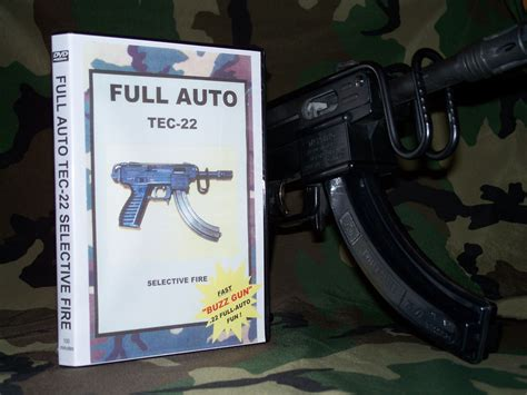 Gun Slinger Videos Products. Tec-22 Semi-auto Repair