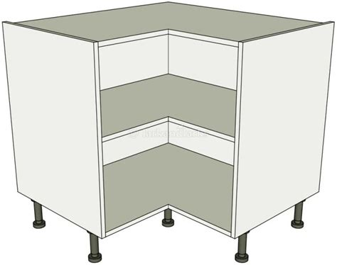 Kitchen 'l' Shape Base Unit  Flat Pack