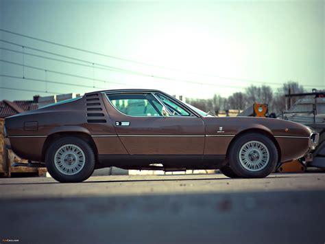 Alfa Romeo Montreal 105 (1970–1977) pictures (2048x1536)