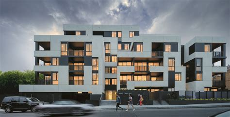 Darling Street Apartments In Melbourne Earchitect