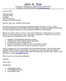 Army Resume Cover Letter by Cover Letters Basic Resume Templates
