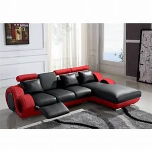 canape design meridienne fresno assise noire co achat With canape meridienne design