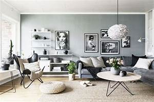 Wohnzimmer Scandi Style : scandinavian living room living room blog pinterest wohnzimmer wohnraum und ~ Frokenaadalensverden.com Haus und Dekorationen
