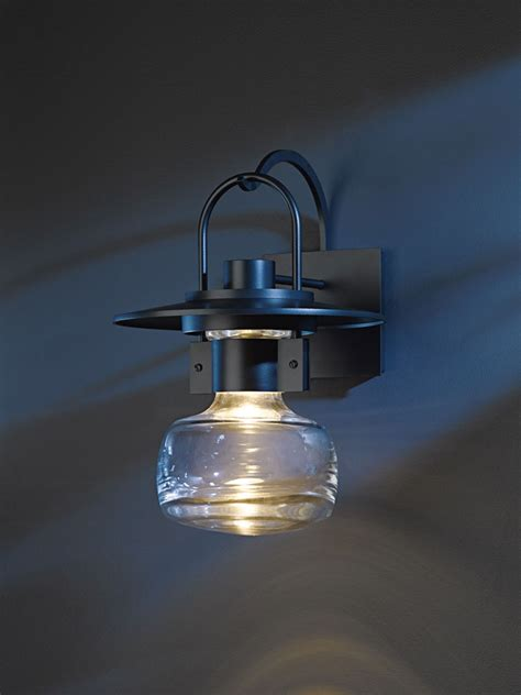 forge lighting hubbardton forge 303005 11 3 quot wide exterior wall Hubbardton