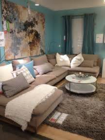 ikea living room creams minks and mellow accents