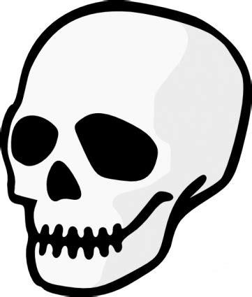 skull images cartoon   clip art