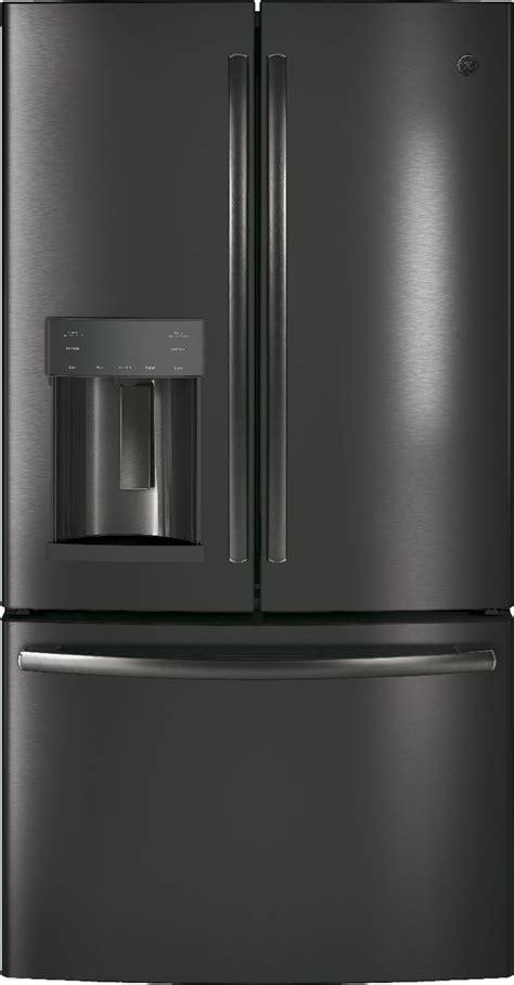 ge black slate appliance package  electric range steam  clean