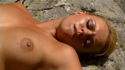 Naked Ellen Saint In Corsica Hot Sex
