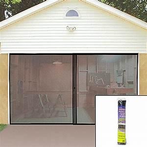 Buy single garage screen door from bed bath beyond for Buy single garage door