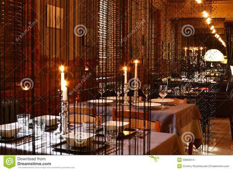 luxury restaurant  european style stock images image