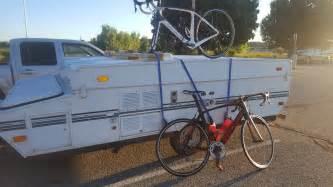 Pop Up Camper Bike Rack Plans - Lovequilts