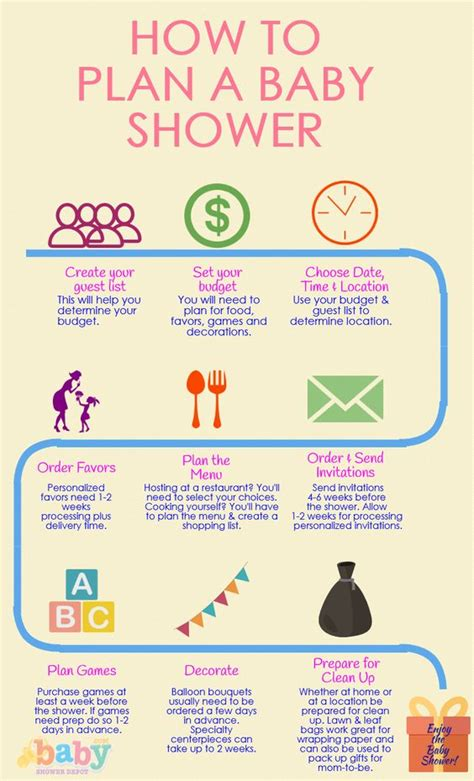 how to plan a baby shower plan a stress free baby shower with this planning