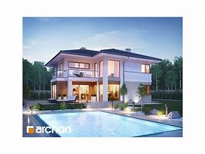 Projekty vily rezidence