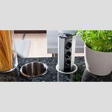 Individuelle Granitapplikationen  Marquardt Küchen