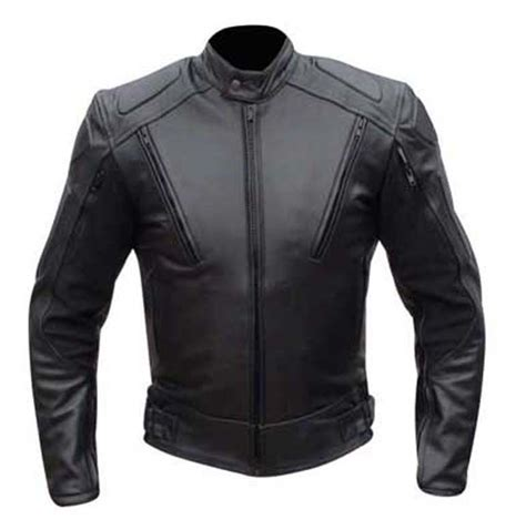 motorcycle jackets for men with armor mens motorbike motorcycle leather armour jacket ebay