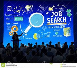 Multiethnic Business Group Job Search Seminar Conference ...