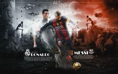 Messi Ronaldo Lionel Cristiano Cr7 Vs Wallpapers