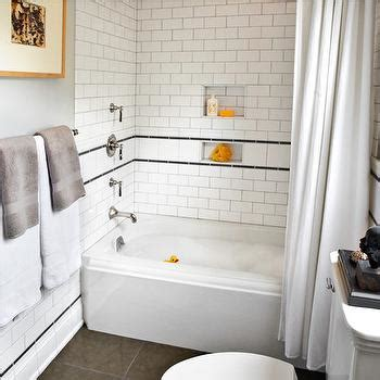 shower tub subway tile ideas white subway tile bathroom design ideas Shower Tub Subway Tile Ideas
