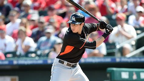 Marlins' Yelich Set For Minors Rehab Assignment