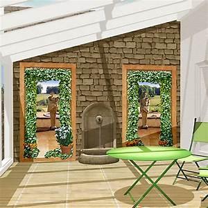Decoration Pour Mur Exterieur : decoration murale exterieur ~ Dailycaller-alerts.com Idées de Décoration