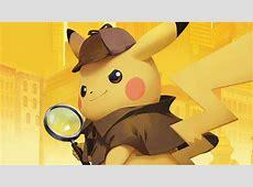 Meisterdetektiv Pikachu Announcement Trailer pressakeycom