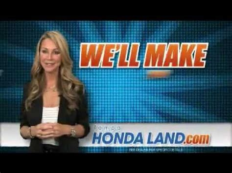 Anne Hansen, Tampa Honda Land, The Moran Group, Really Big