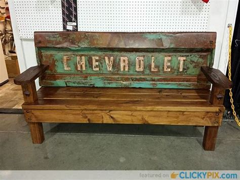 truck tailgate bench 41 diy truck tailgate bench ideas upcycle a tailgate