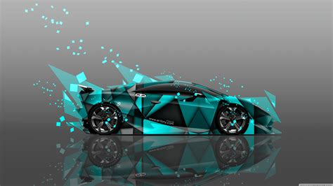Abstract Car Wallpaper 4k by Lamborghini Sesto Elemento Abstract Aerography Car Design