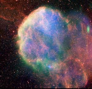 IC 443 Supernova Remnant