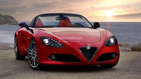 2014 Alfa Romeo Spider Leaked !!!