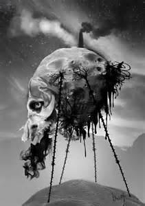 Morbid Macabre Horror Art Photography