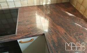 Granit Arbeitsplatten Preise : k ln granit arbeitsplatten multicolor guayana ~ Michelbontemps.com Haus und Dekorationen