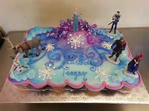 Walmart Birthday Cupcake Cakes Frozen