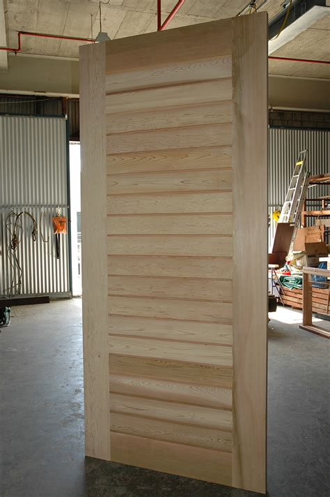 Shiplap Door by Custom Made Timber Entry Doors Sydney Joinery Handcraft