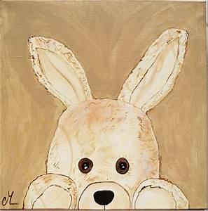 Tableau Chambre Bébé Garçon : tableau enfant b b esth ban le lapin en peluche collection jouets d 39 antan enfant b b ~ Teatrodelosmanantiales.com Idées de Décoration