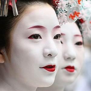 White Face Makeup China - Mugeek Vidalondon