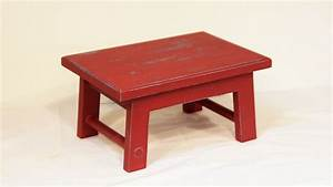 Woodworking Plans for a small step stool Plans PDF