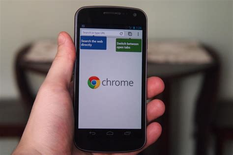 chrome for android phone peer into the future of chrome with the developer version
