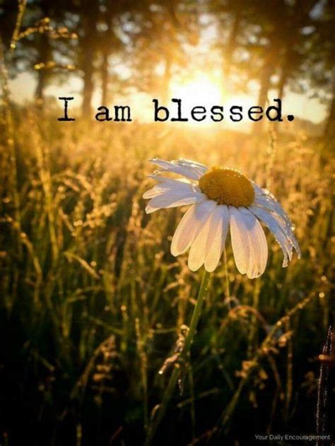 I Am Blessed Pictures Photos And Images For Facebook