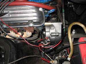 1966 Mustang Alternator Upgrade