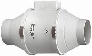 Extracteur D Air Hygroréglable : unelvent td250 100 extracteur d 39 air conduit 250777 td 250 100 ~ Dailycaller-alerts.com Idées de Décoration